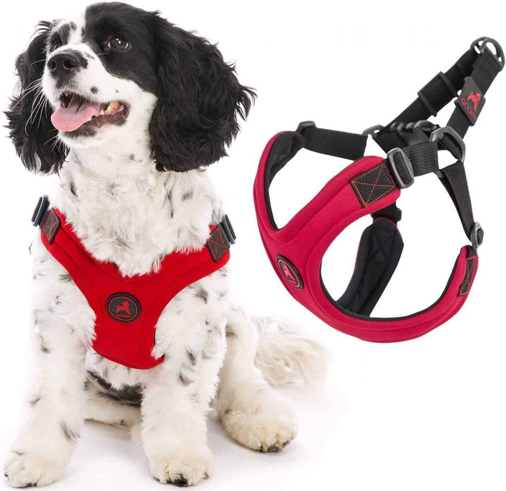 Gooby Escape Free Sport Harness | Gooby Dog Harnesses