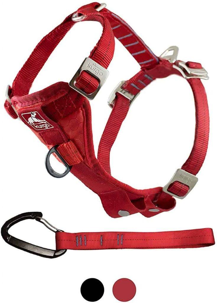 Kurgo Tru-Fit Enhanced Strength Dog Harness| Large Breed Dog Harnesses
