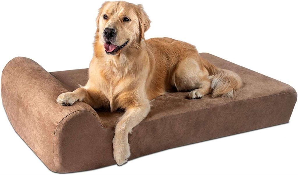 Big Barker Extra Large Elevated Dog Bed