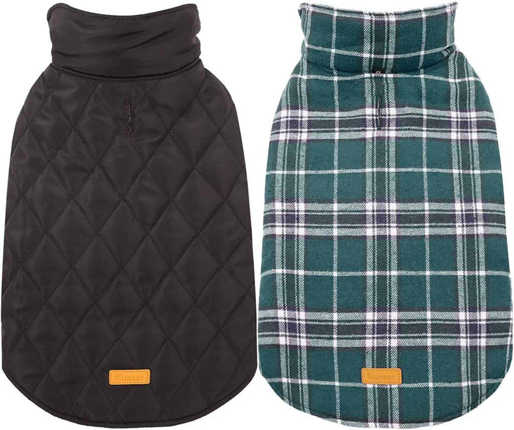 Kuoser Cozy Best Waterproof Winter Coat